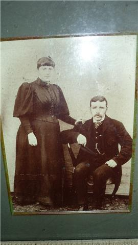 William Fanning and Catherine Fogarty