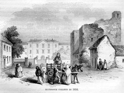 maynooth Ireland 1851