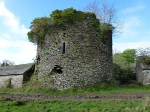 Fanning Castle Farrenrory Ballingarry Co Tipperary