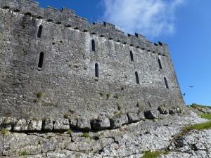 Rock of Cashel Walls Cashel Co Tipperary