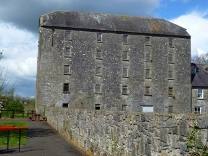 Loughmore Mill on the Banks of the Suir  Co Tipperary