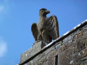 Cahir Castle Co Tipperary South built 1142 (4)