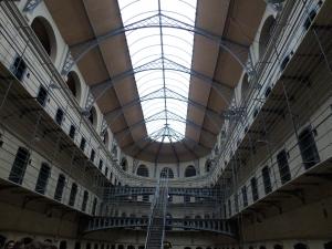 Inside Kilmainham Jail Dublin