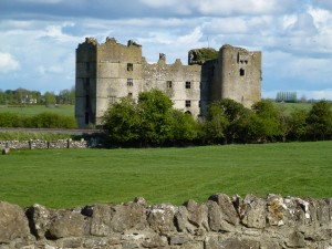 Loughmore Castle Co Tipperary1328, seat of the Purcell family, Barons of Loughmore  Co Tipperary Ireland