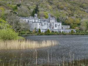 Kylemore Abbey Connemara Co Galway
